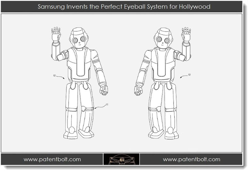 1. Samsung Invents the Perfect Eyeball System for Hollywood