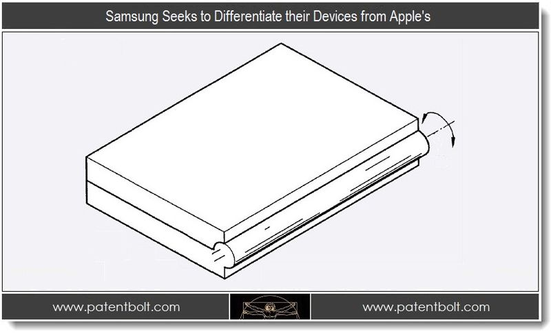 1 - Samsung Seeks to Differentiate their Devices from Apple's