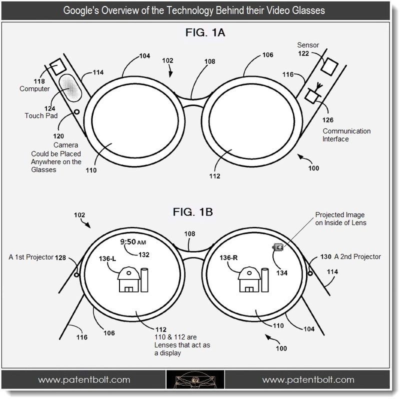 4. Google's Overview of the Technology Behind their Video Glasses