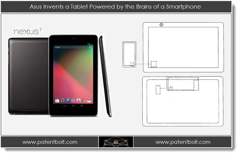 1A. Asus Invents a Tablet Powered by the Brains of a Smartphone