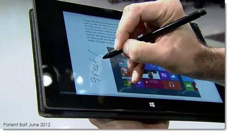 4. Microsoft Palm Block Technology