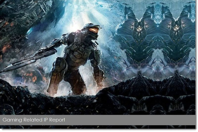 GAMING RELATED IP REPORT - TEMPLATE 2