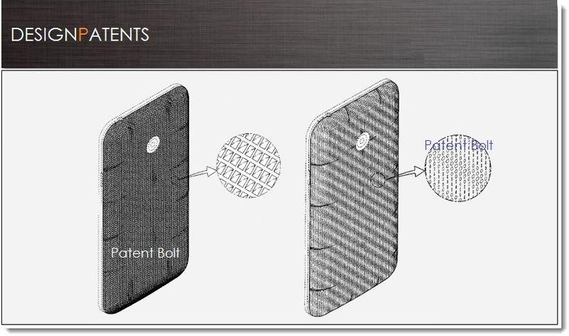1. Cover, Samsung Design Patents report