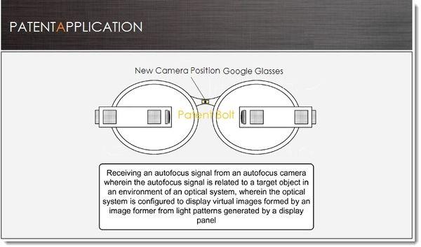 Google Reveals Glass to include an Autofocus Camera ...