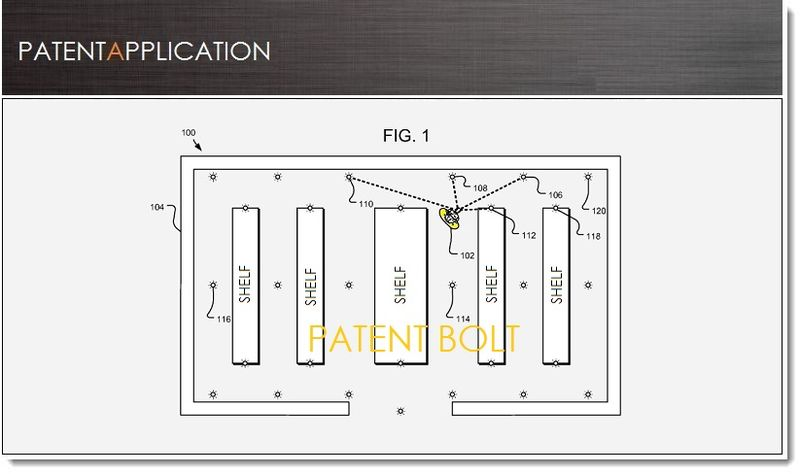 1. COVER - MSFT PATENT APP FOR INDOOR LOCATION SERVICE FEATURE