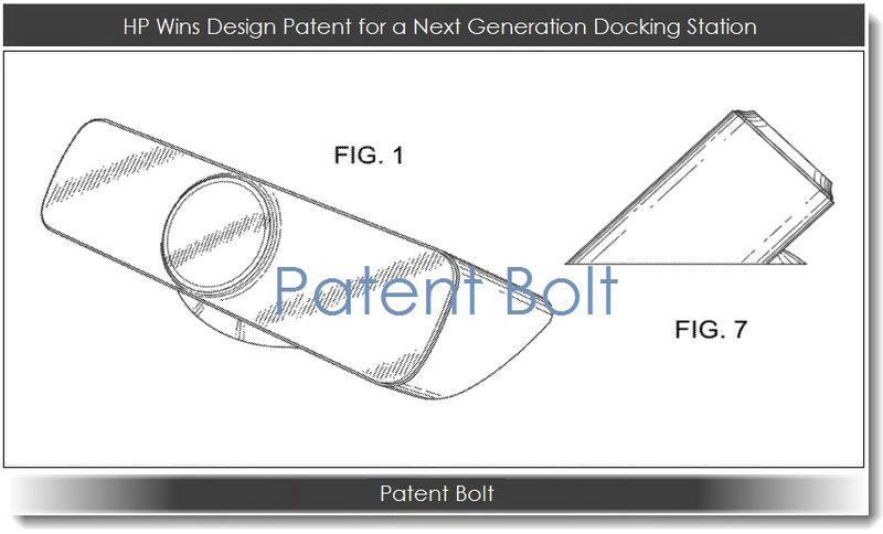 1. HP Wins Design for a Next Generation Docking Station
