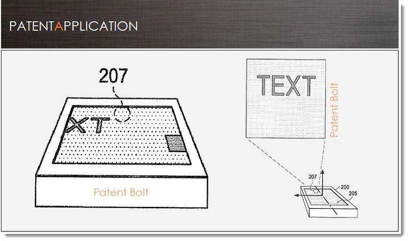1. Samsung Pico Projector Phone Patent
