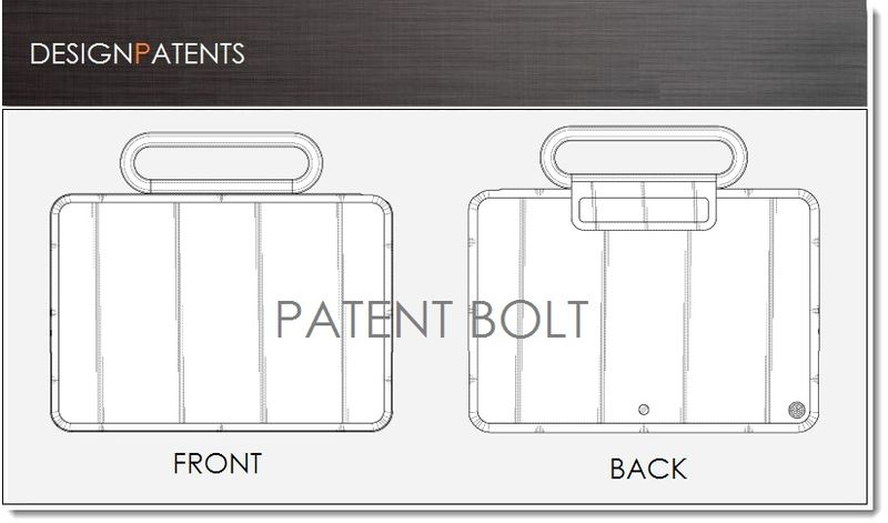 1. Cover - Samsung Granted Design Patents for Tablets & more