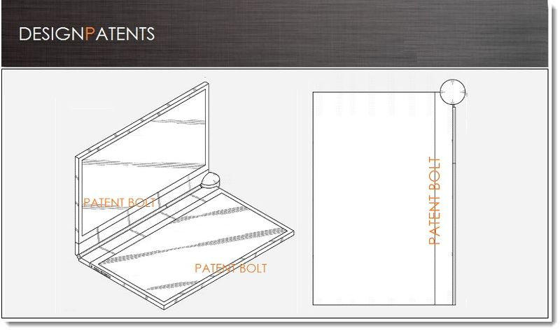 1. Cover - Samsung Wins Design Patent for a Dual Display Tablet