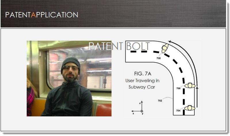 1. Cover, Google Patents, Menu Eye Gaze & More