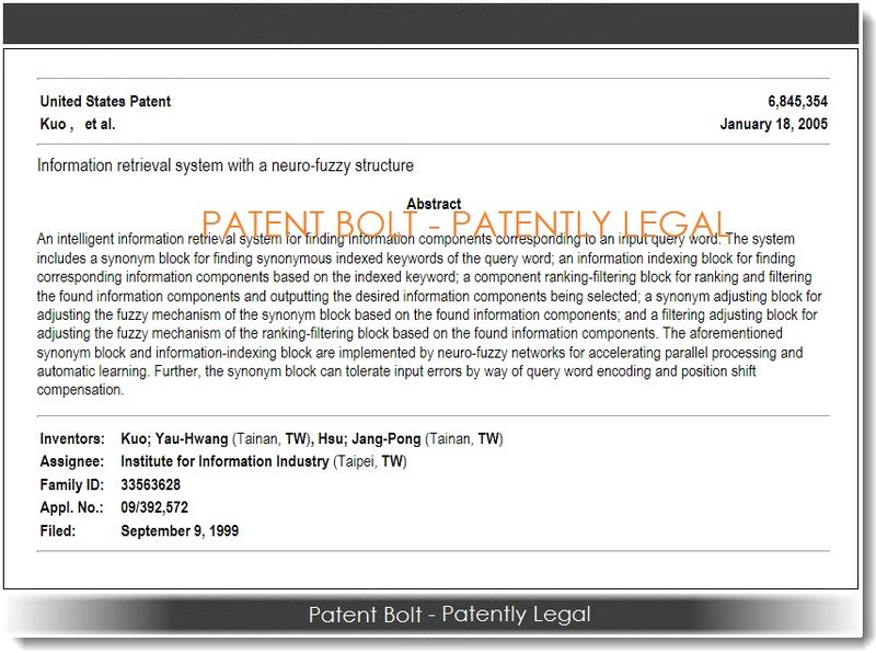 2. institute for information industry TW sues Google May 2013