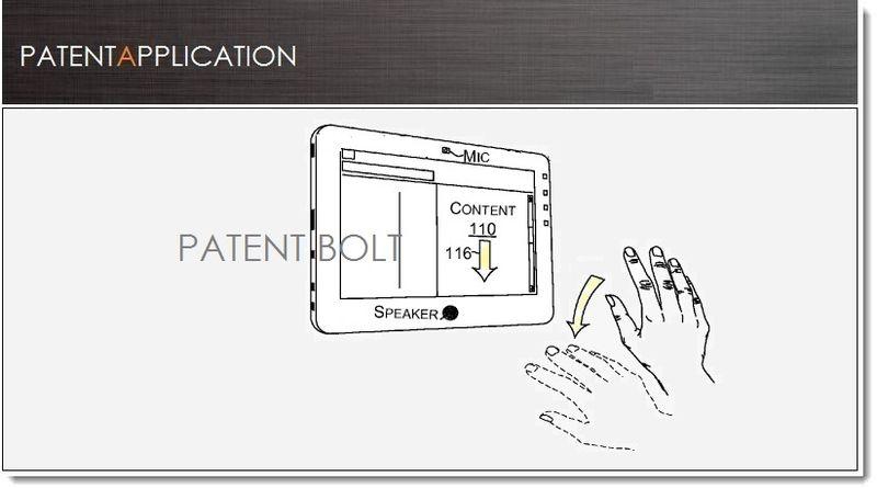 1. Cover - Microsoft Air Gesturing methods
