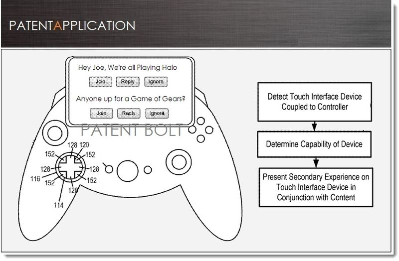 1. Cover - Msft gaming & entertainment patent filing