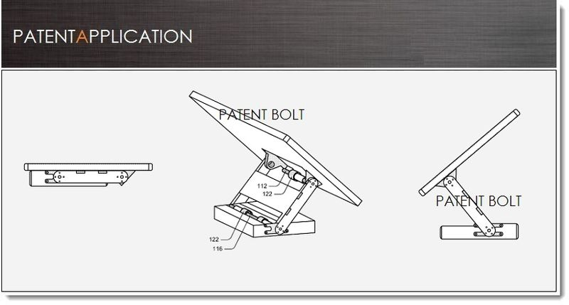 1. cover - Msft Ultrabook related patent