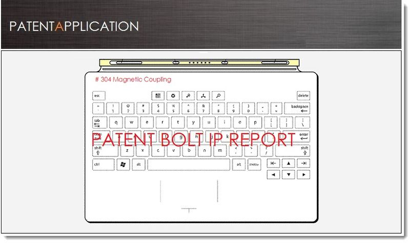1. Cover - Msft Surface Tablet patents comes to light