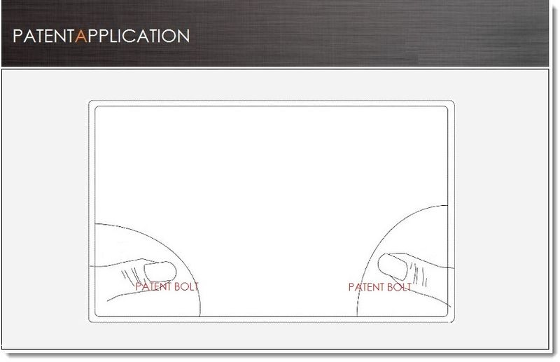 1 Cover - Google patent for Floating Navigational Controls for Tablets