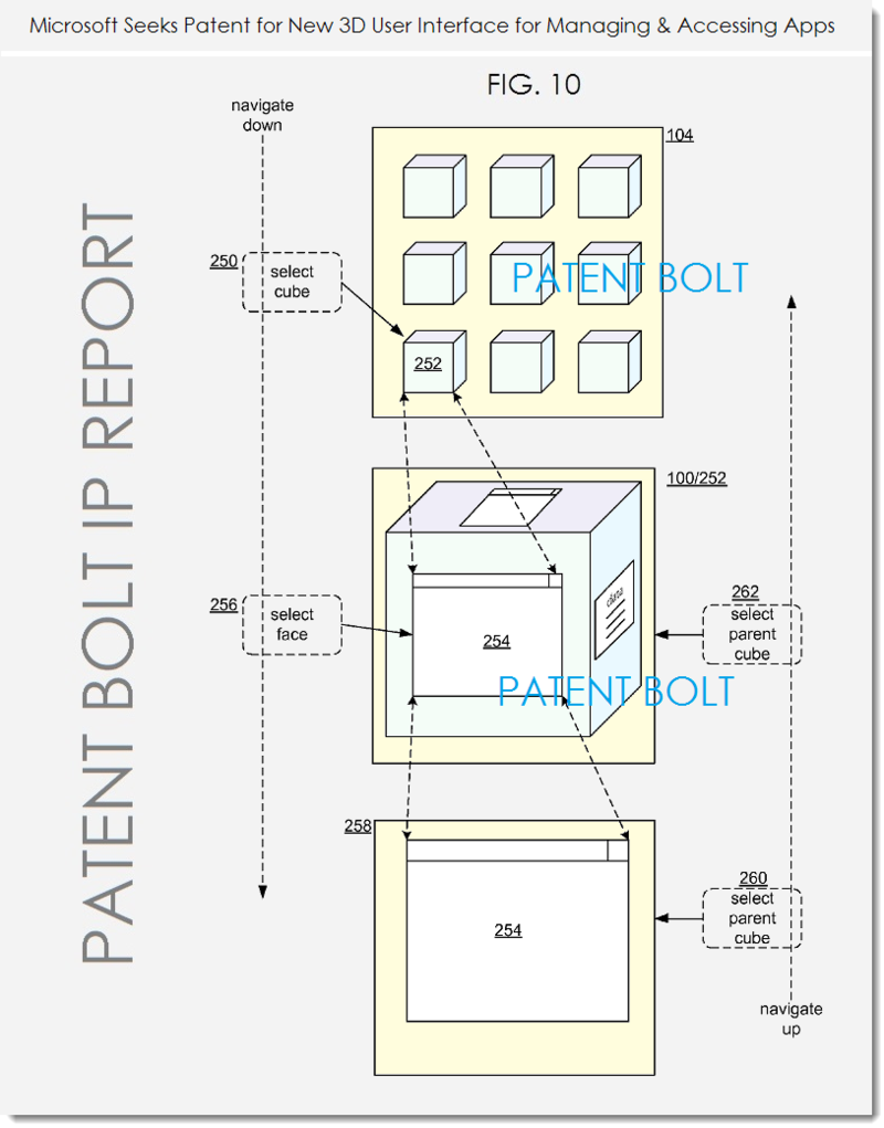 4. MSFT PATENT FIG. 10