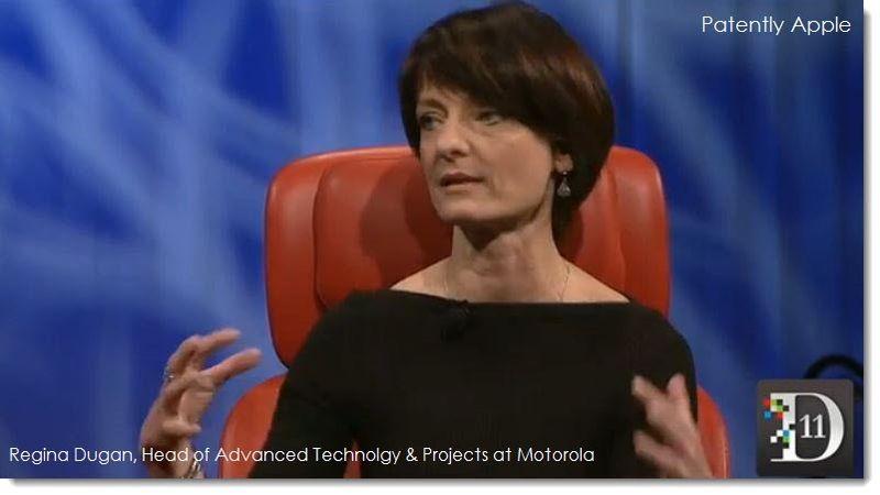 4. Motorola's Regina Dugan