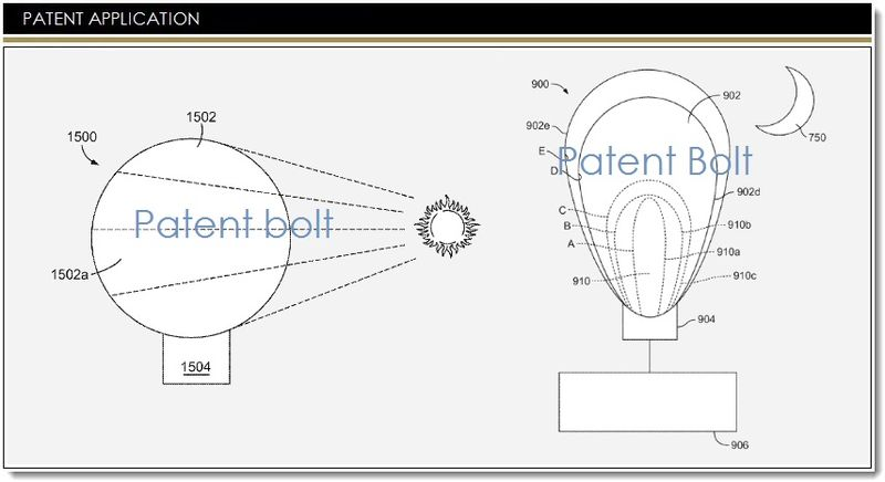 1. 3 new Google Project Loon patent filings emerge