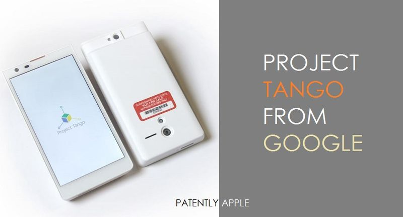 4A PROJECT TANGO