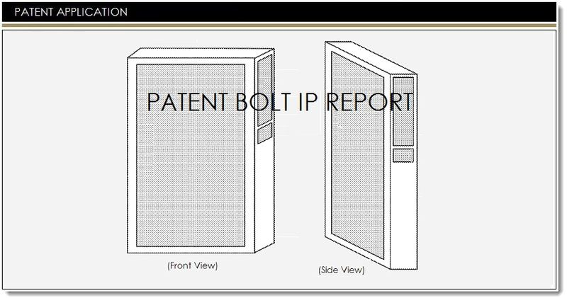 1. COVER - FACEBOOK SMARTPHONE PATENT REPORT