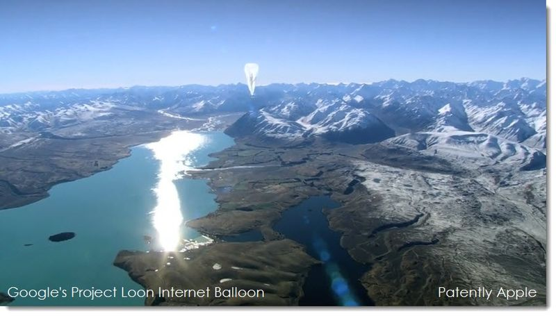 2A Project Loon - Internet Balloon