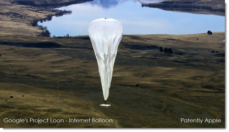 3A.. Project Loon - Internet Balloon 2nd photo