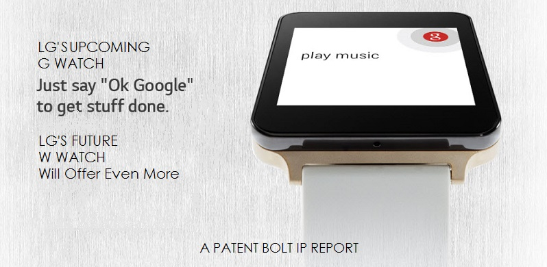1. Cover LG G WATCH