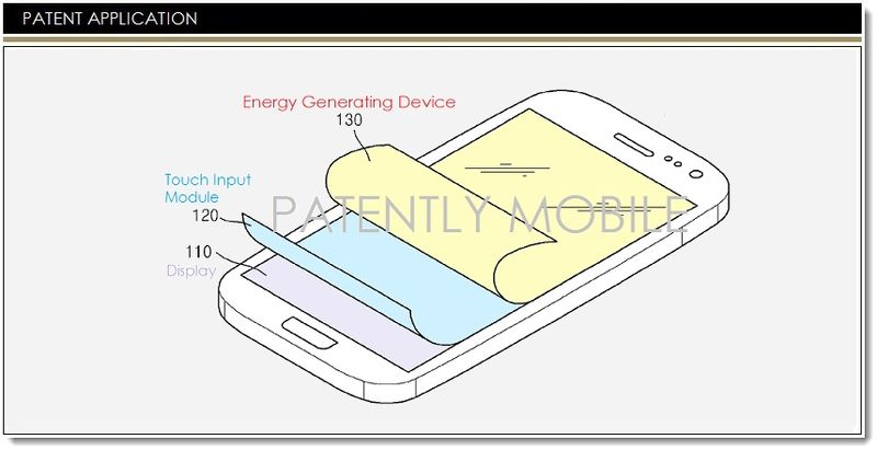 1AF COVER SAMSUNG PATENT TRIBOELECTRIC ENERGY