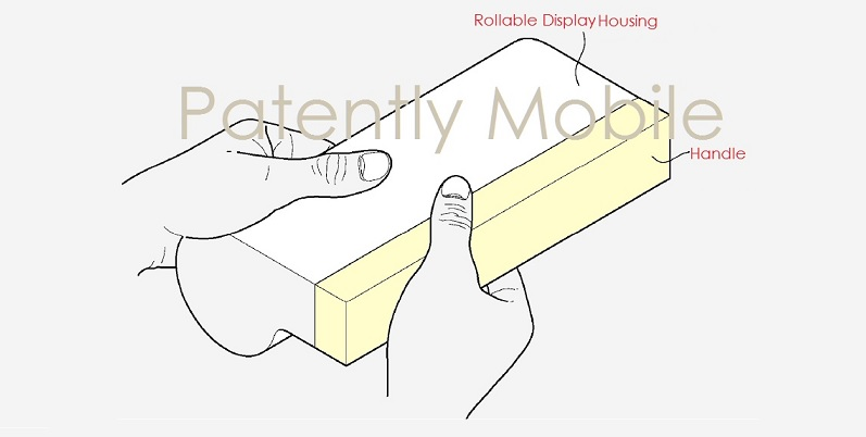 1AF 88 COVER SAMSUNG SCROLLABLE DISPLAY DEVICE
