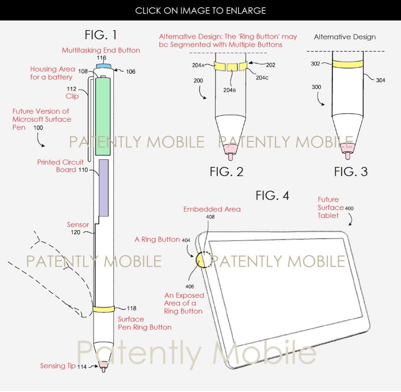 2AF X2999X MICROSOFT NEXT GEN SURFACE PEN SYSTEM