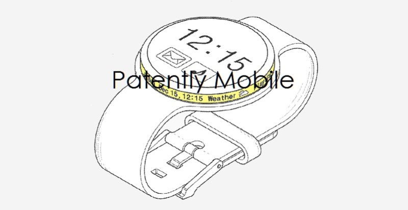 1AF X 999 FUTURE GEAR SMARTWATCH WITH ROTARY DIAL DISPLAY