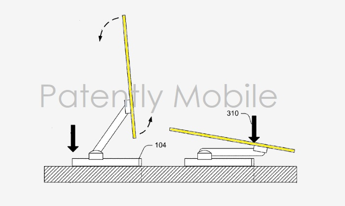 1 AF X 99 COVER MSFT SURFACE STUDIO GRANTED PATENT