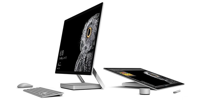 1 x Cover Msft Surface Studio patent granted