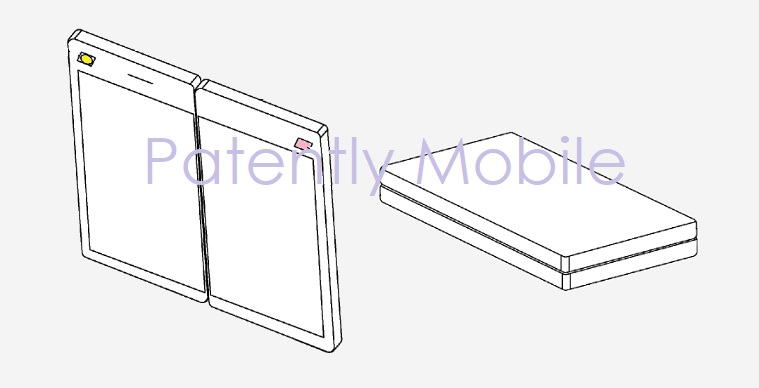 1 Cover  Msft wins another dual display smartphone patent