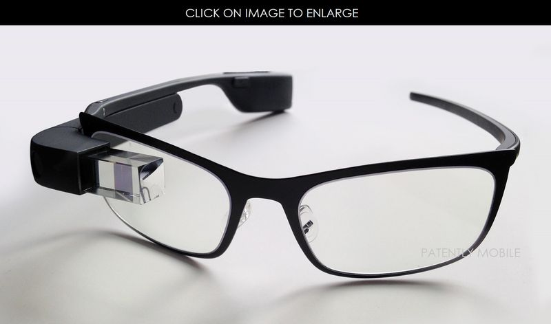 7AF2. Google Glass with traditonal frame
