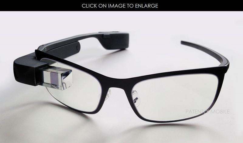 7AF2. Google Glass with traditonal frame