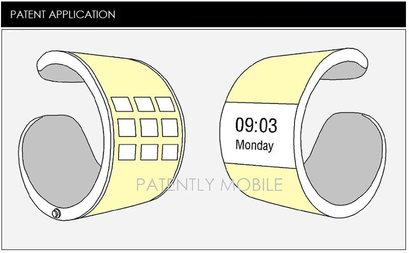 1AF COVER - SAMSUNG WATCH PHONE ANTENNA PATENT JAN 2015 PATENTLY MOBILE REPORT