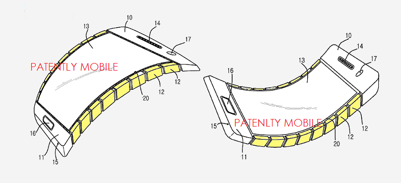 1AF COVER GRAPHIC SAMSUNG PATENT APPLICATION - PATENTLY MOBILE REPORT