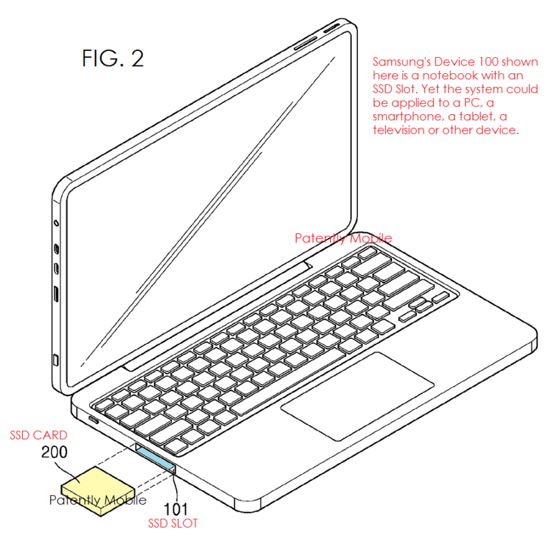 2AF PM - samsung invents mobile ssd for notebooks