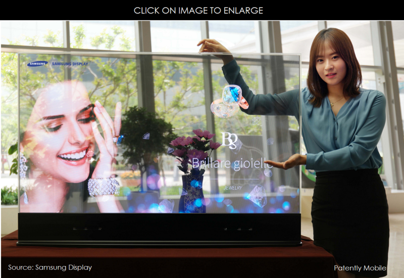 1AF SAMSUNG INTEL TRANSPARENT DISPLAYS