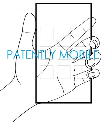5AF TRANSPARENT SMARTPHONE DISPLAY - SAMSUNG INVENTION
