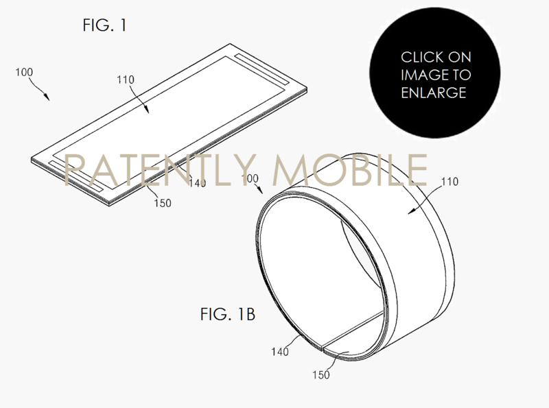 4AF 55 bracelet display FIGS 1, 1B