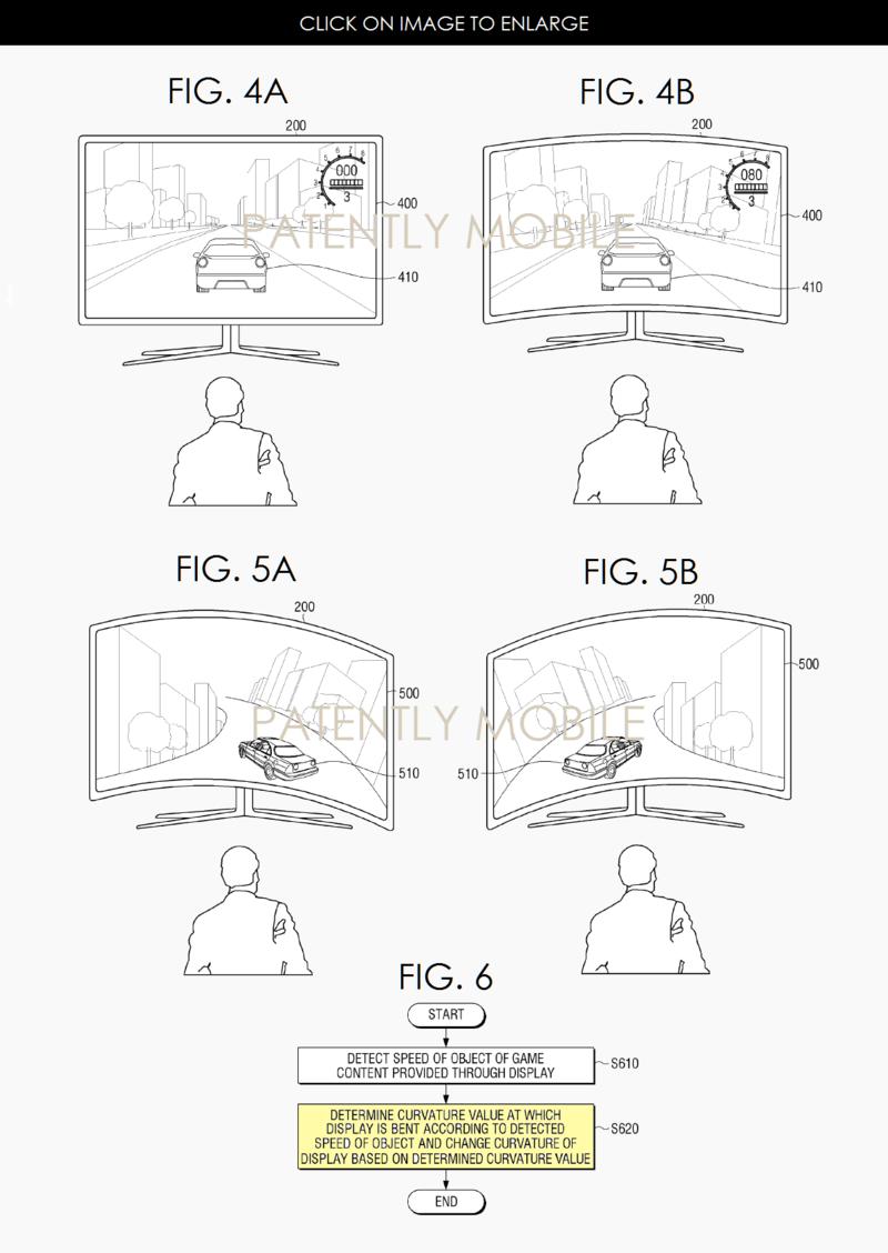 2af 55 samsung curing display for gamers