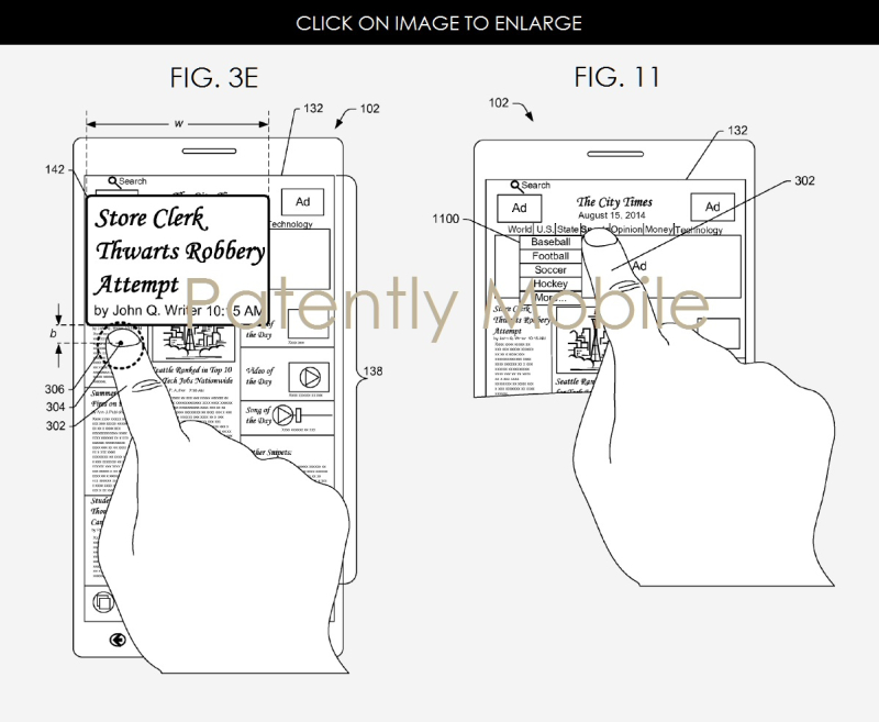 3AF 88 MSFT HOVER 3D TOUCH PATENT GRANTED