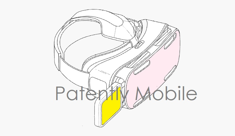 1AF X99 PM - SAMSUNG NEXT-GEN GEAR VR PATENT JUNE 2017