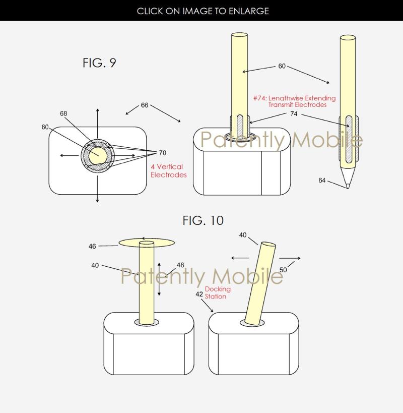 2af x99 msft stylus dock joystick functionality