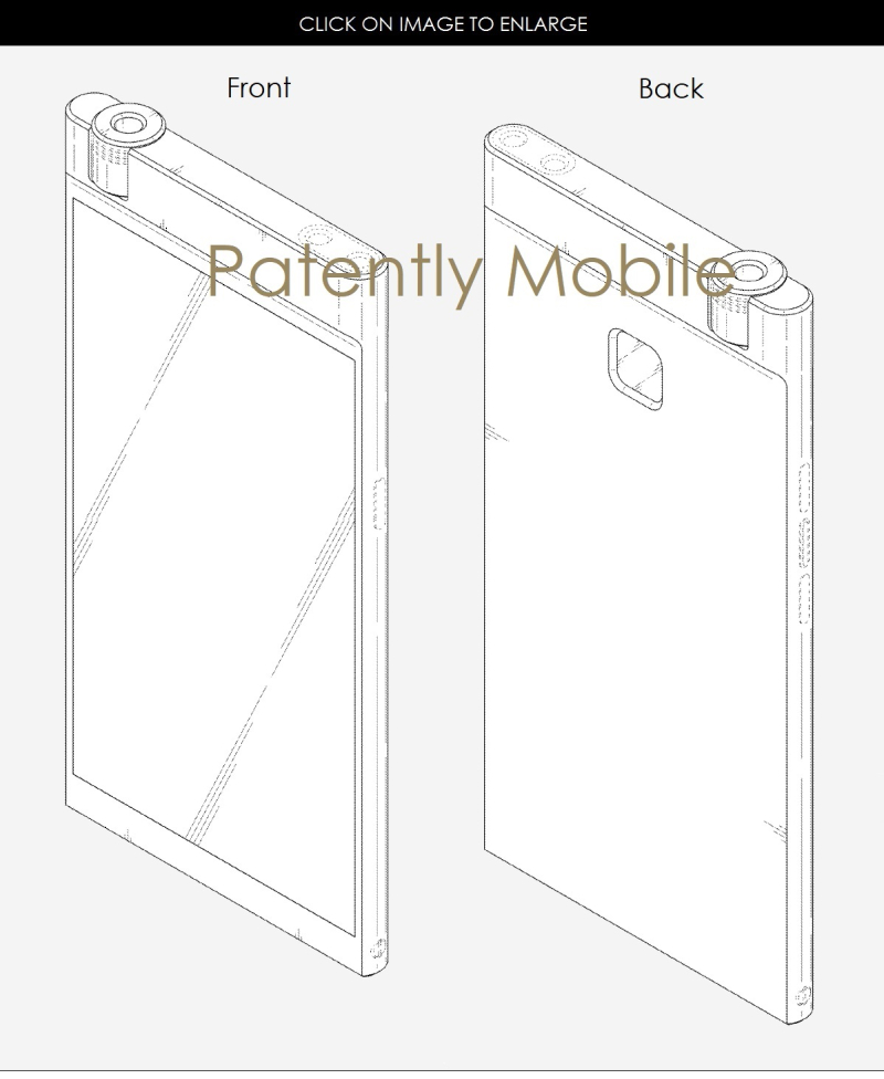 2AA XX SAMSUNG NEW KIND OF PHONE DESIGN PATENT