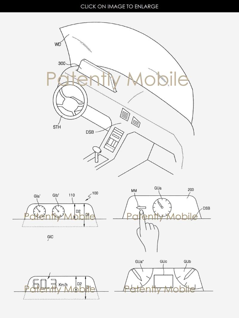 7AF X99 SAMSUNG ECONO DIGITAL DASHBOARD CONCEPT