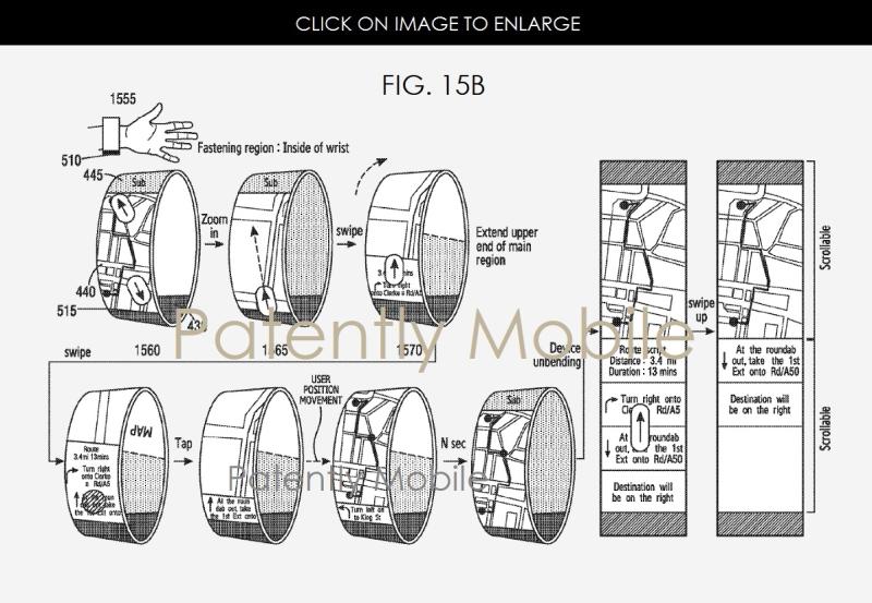 3AF X99 SAMSUNG WRAPAROUND WEARABLE COMPUTER - MAPS APP